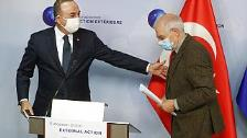 土耳其发动魅力攻势以修复与欧盟的关系
