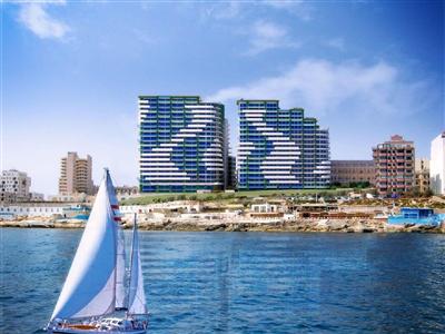 马耳他房价:斯利马SDA区豪华海景2-3房 €80万起
